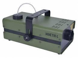 MACCHINA FUMO MIMETIK-L 1200W SAGITTER PROEL