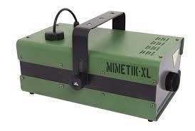 MACCHINA FUMO MIMETIK-XL 1500W SAGITTER PROEL