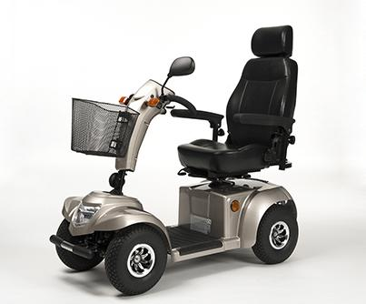 Scooter elettrico Ceres 4 Deluxe