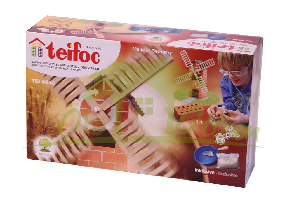 TEIFOC MULINO A VENTO TEI 4040
