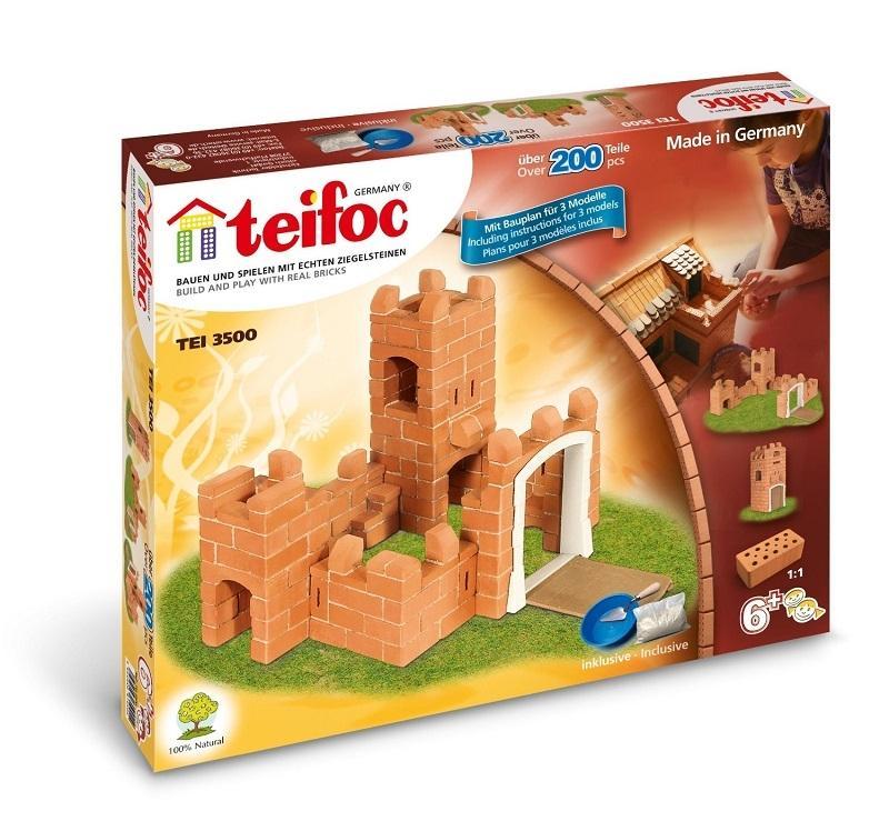 TEIFOC PICCOLO CASTELLO TEI 3500