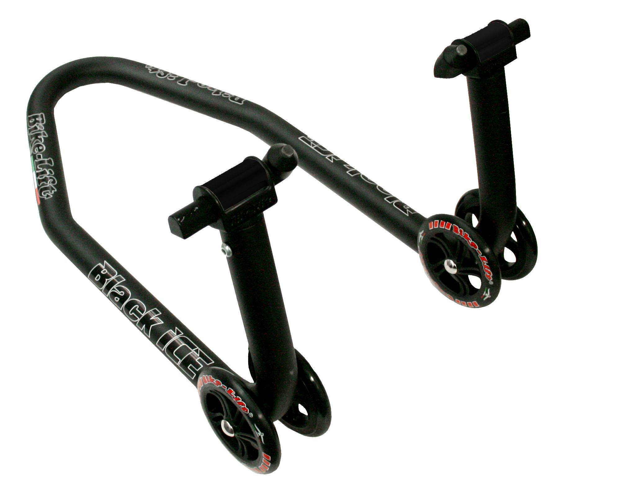 CAVALLETTO MOTO ANTERIORE BIKE LIFT EUROPE BLACK ICE