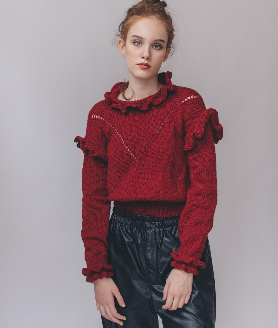 Sweaters and Tops - Wool - THE PARTY SWEATER - 1