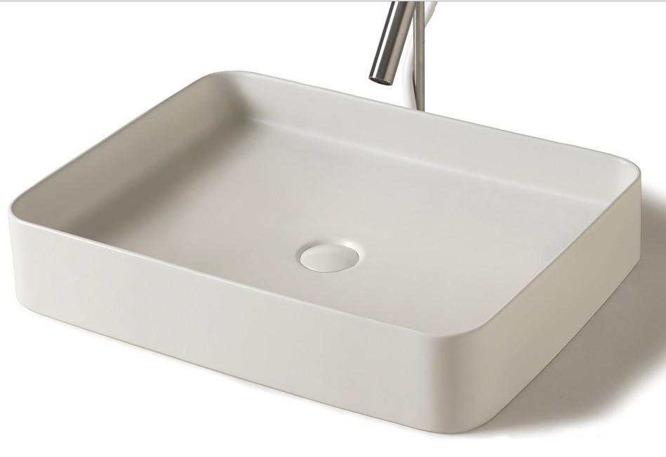 Lavabo da appoggio per il bagno cm 45 Smart b Galassia