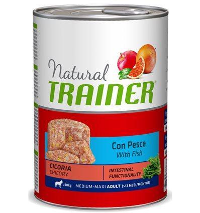 Natural Trainer Adult Medium/Maxi con Tonno 400 g