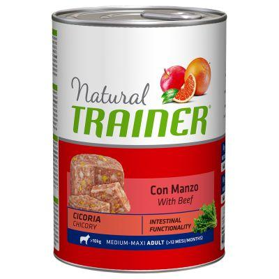 Natural Trainer Adult Medium/Maxi Manzo umido 400 g