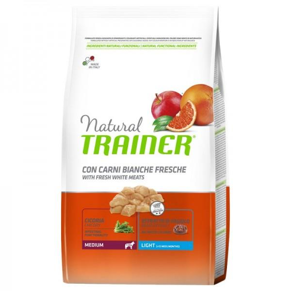 Natural Trainer Medium Light con Carni Bianche Fresche 3 Kg