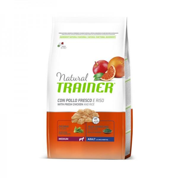 Natural Trainer Adult Medium Pollo 3 kg