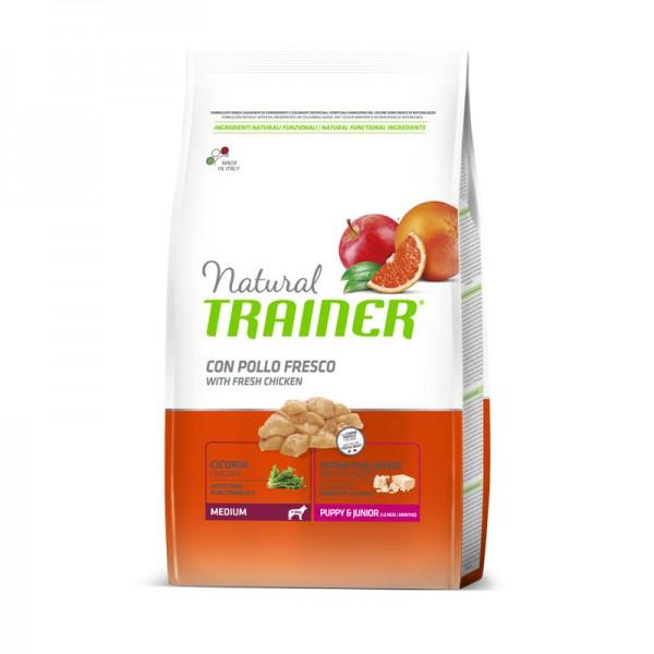 Natural Trainer Medium Puppy 3 kg