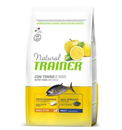 Natural Trainer Adult Small & Toy con Tonno 800 g