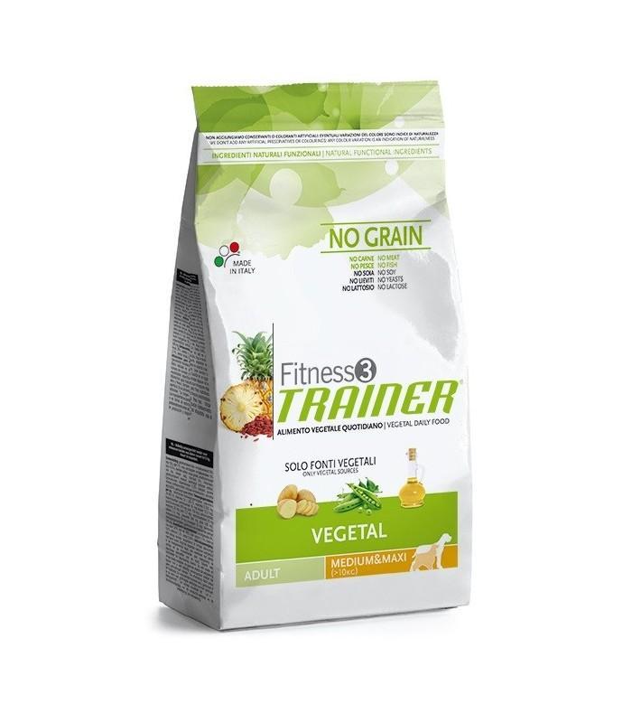 Fitness 3 Adult Medium/Maxi Vegetal