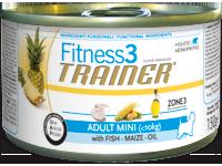 Fitness 3 Adult Mini Pesce Umido 150 g