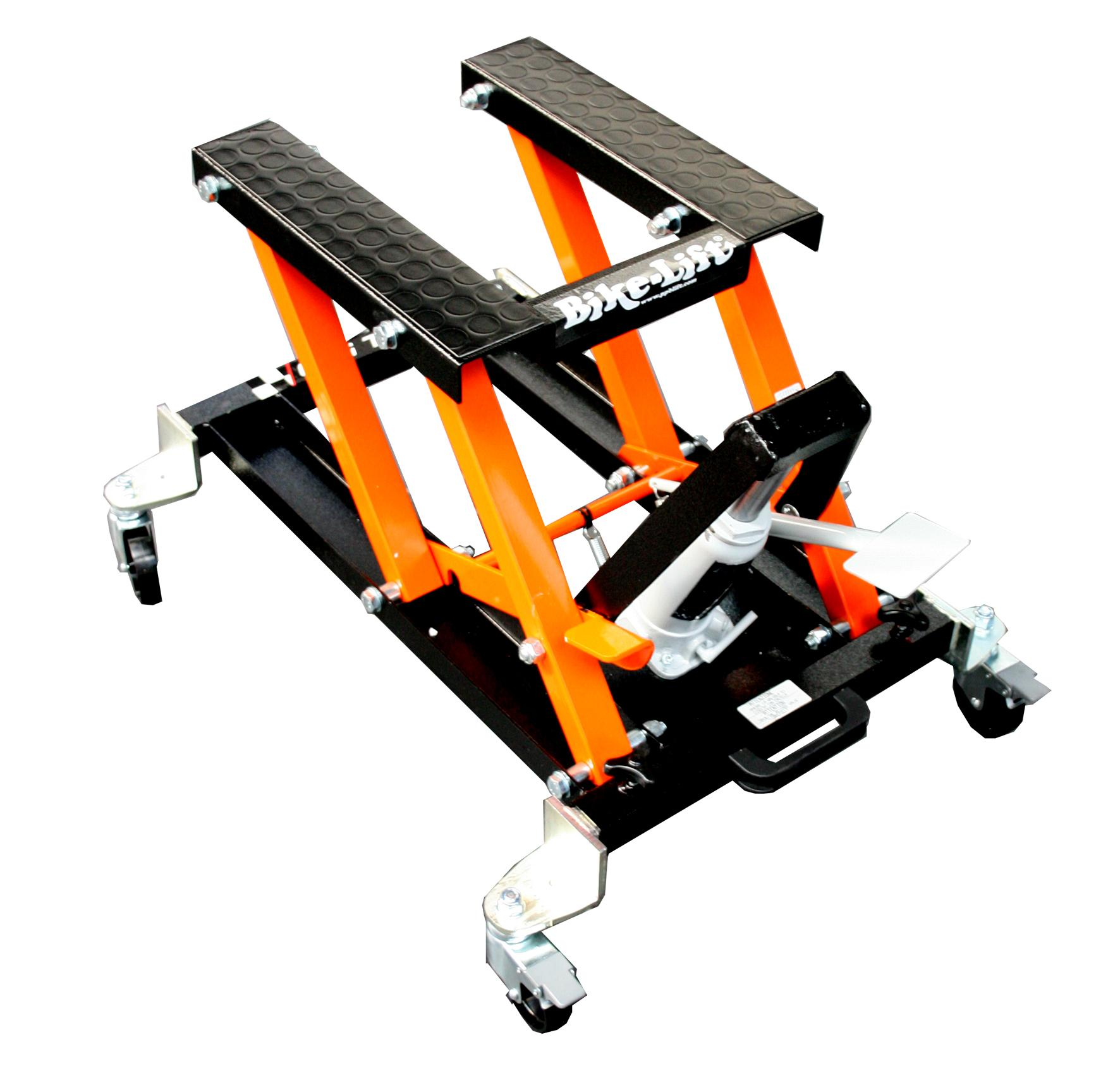 CAVALLETTO QUAD CENTRALE BIKE LIFT EUROPE CFL-500/Q