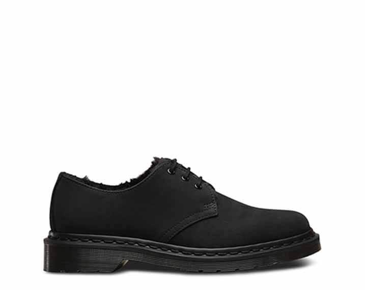 DR MARTENS 1461 MONO SMOOTH BLACK 14345001