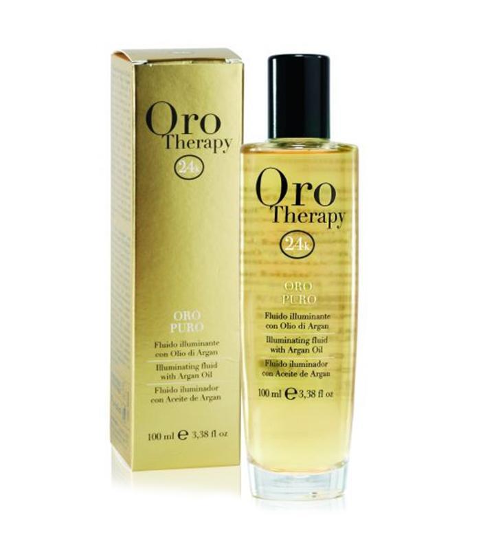 exquisite design sale uk ever popular Oro Therapy Oro Puro Fluido per Capelli Illuminante 100ml ...