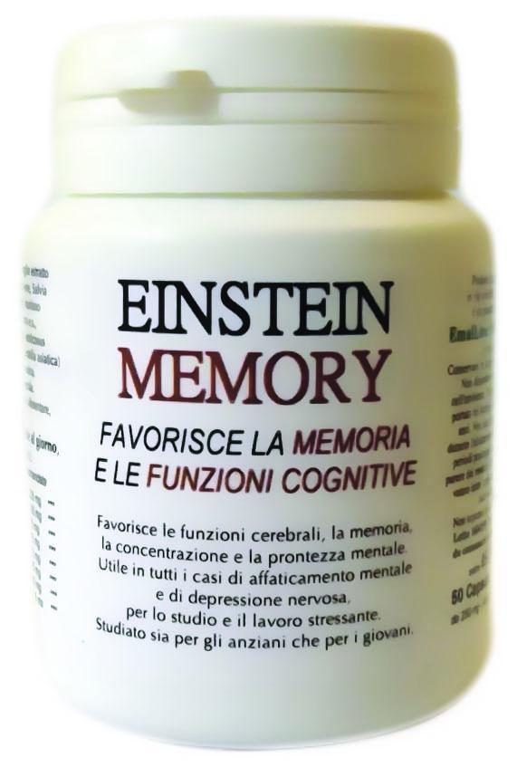 EINSTEN MEMORY - Concentrazione 50 capsule
