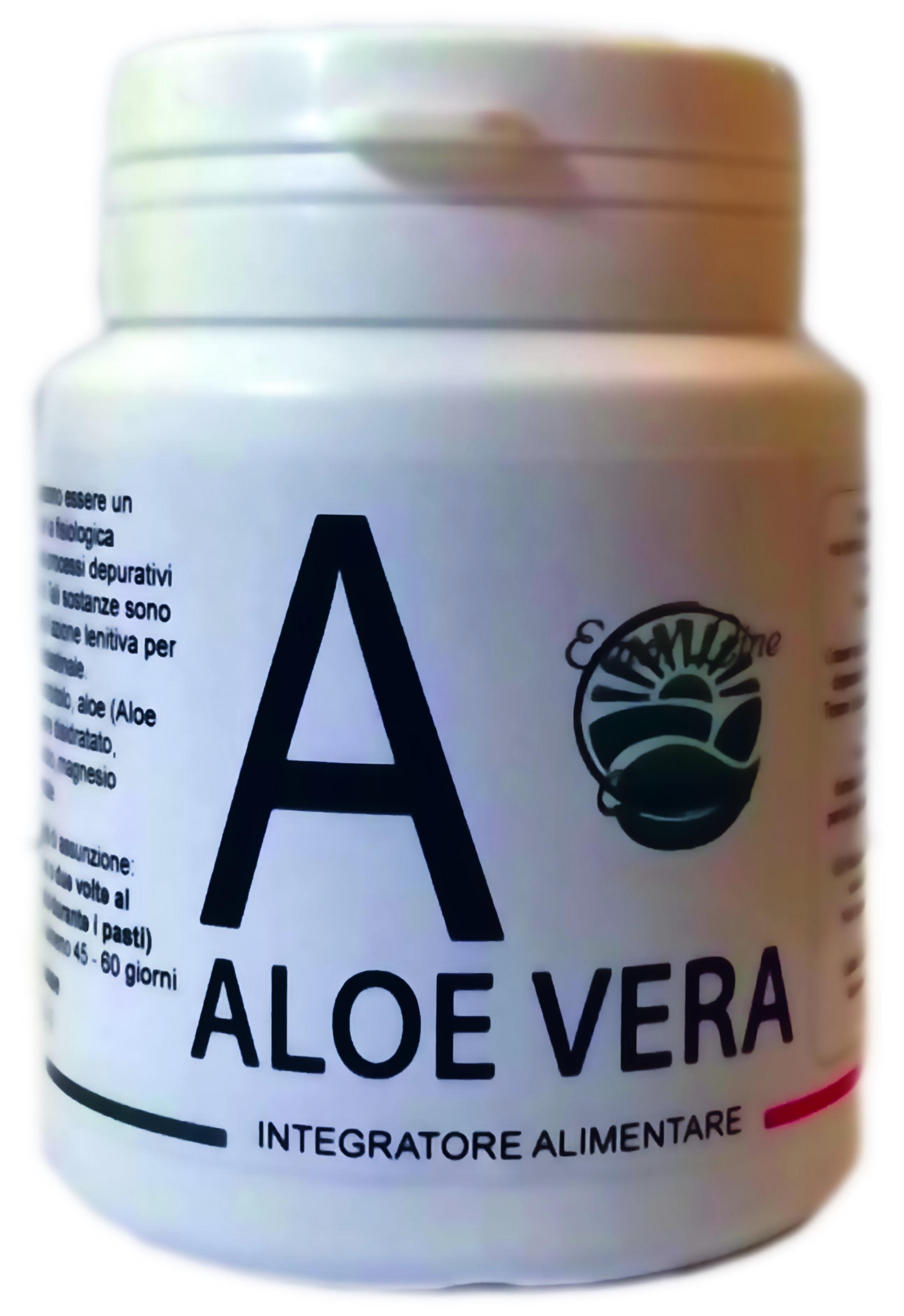 Aloe Vera - 50 Compresse