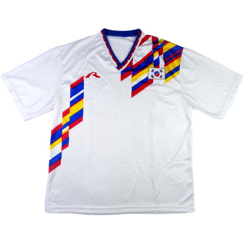 1994-95 Corea del Sud Maglia Away L (Top)