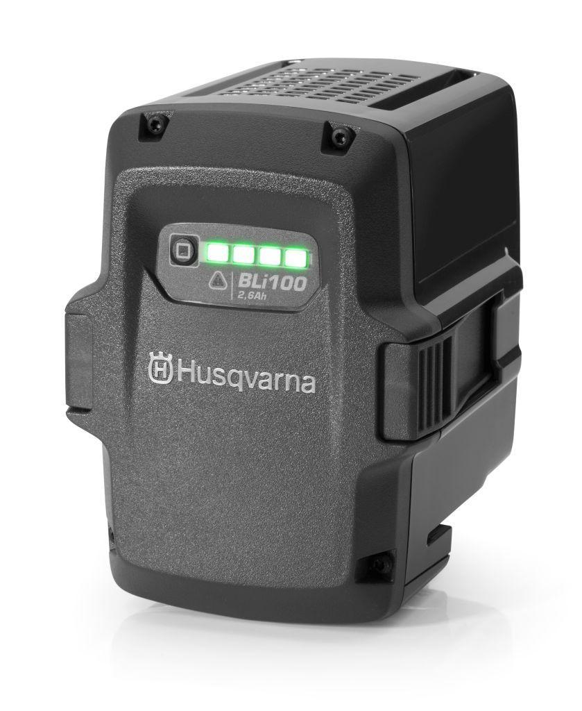 Batteria Husqvarna BLi100 - 2,6 Ah