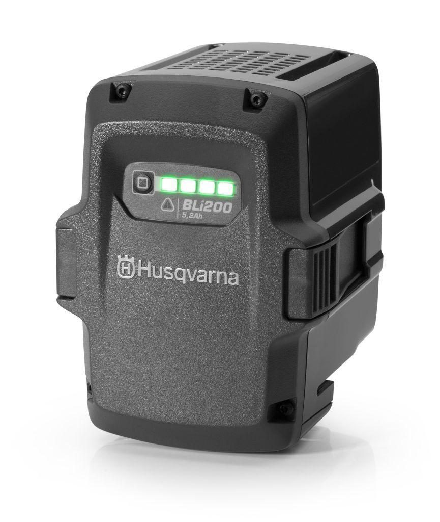 Batteria Husqvarna BLi200 - 5,2 Ah