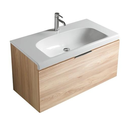 Mobile con lavabo cm 90 x 45 Dream Galassia