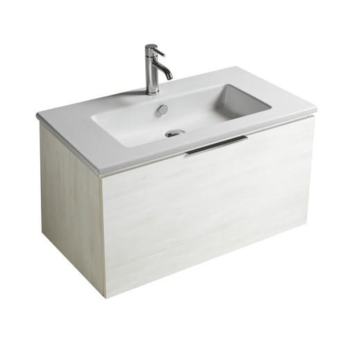 Mobile con lavabo cm 80 x 45 Dream Galassia