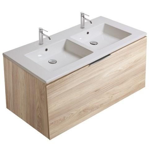 Mobile con lavabo cm 120 x 50 Plus design Galassia