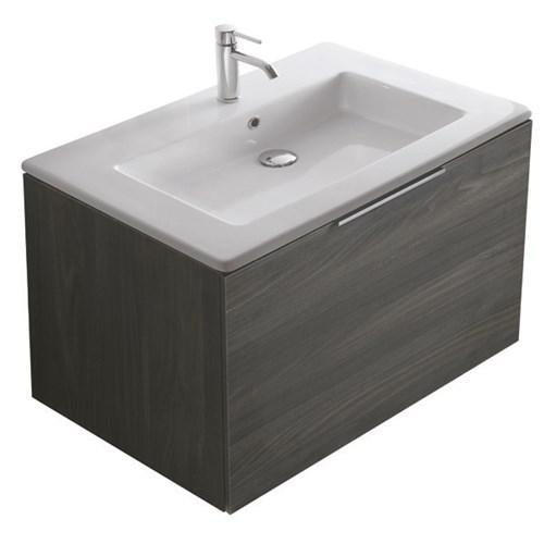 Mobile con lavabo cm 85 x 50 Plus design Galassia