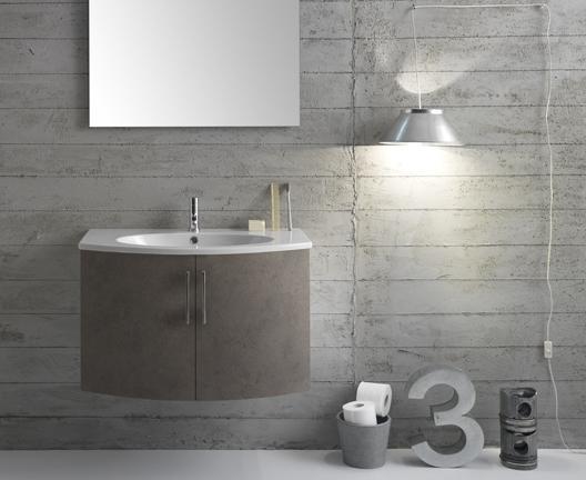 Mobile per il bagno cm 80 4All Globo