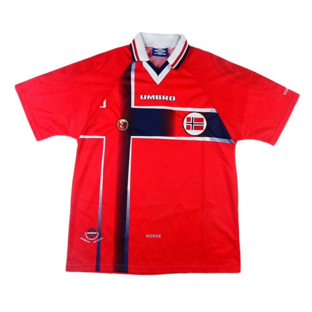 1997-98 Norvegia Maglia Home L (Top)