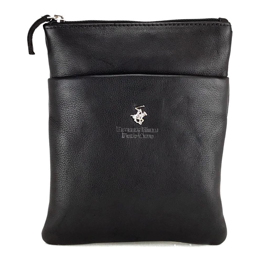 Shoulder bag Beverly Hills Polo Club VIRGINIA BH-300 NERO ... c7ba595db9a