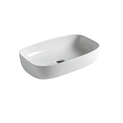 Lavabo appoggio per il bagno Dream Galassia cm 64 x 38