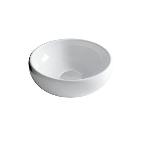 Lavabo appoggio per il bagno Ergo Galassia cm 42