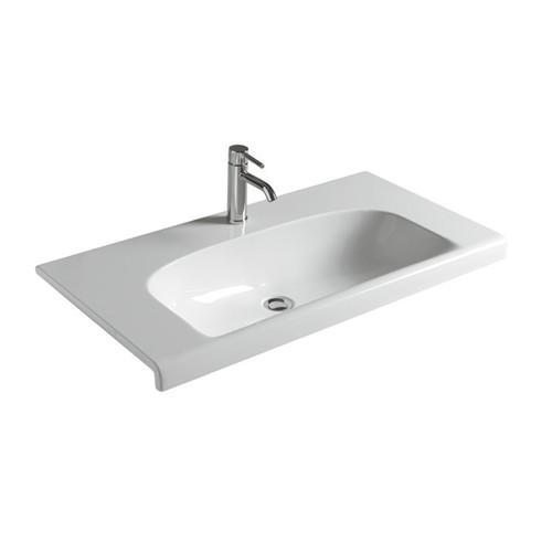 Lavabo incasso per il bagno Dream Galassia cm 91 x 46