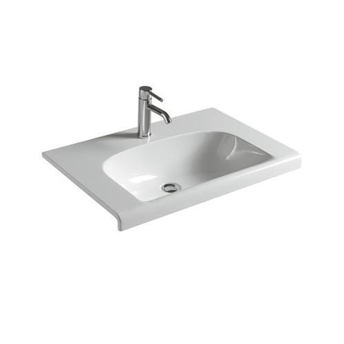 Lavabo incasso per il bagno Dream Galassia cm 71 x 46