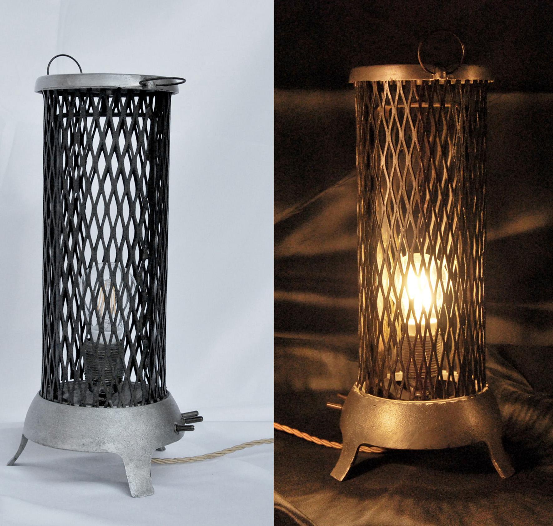 Lampada Cilindro vintage