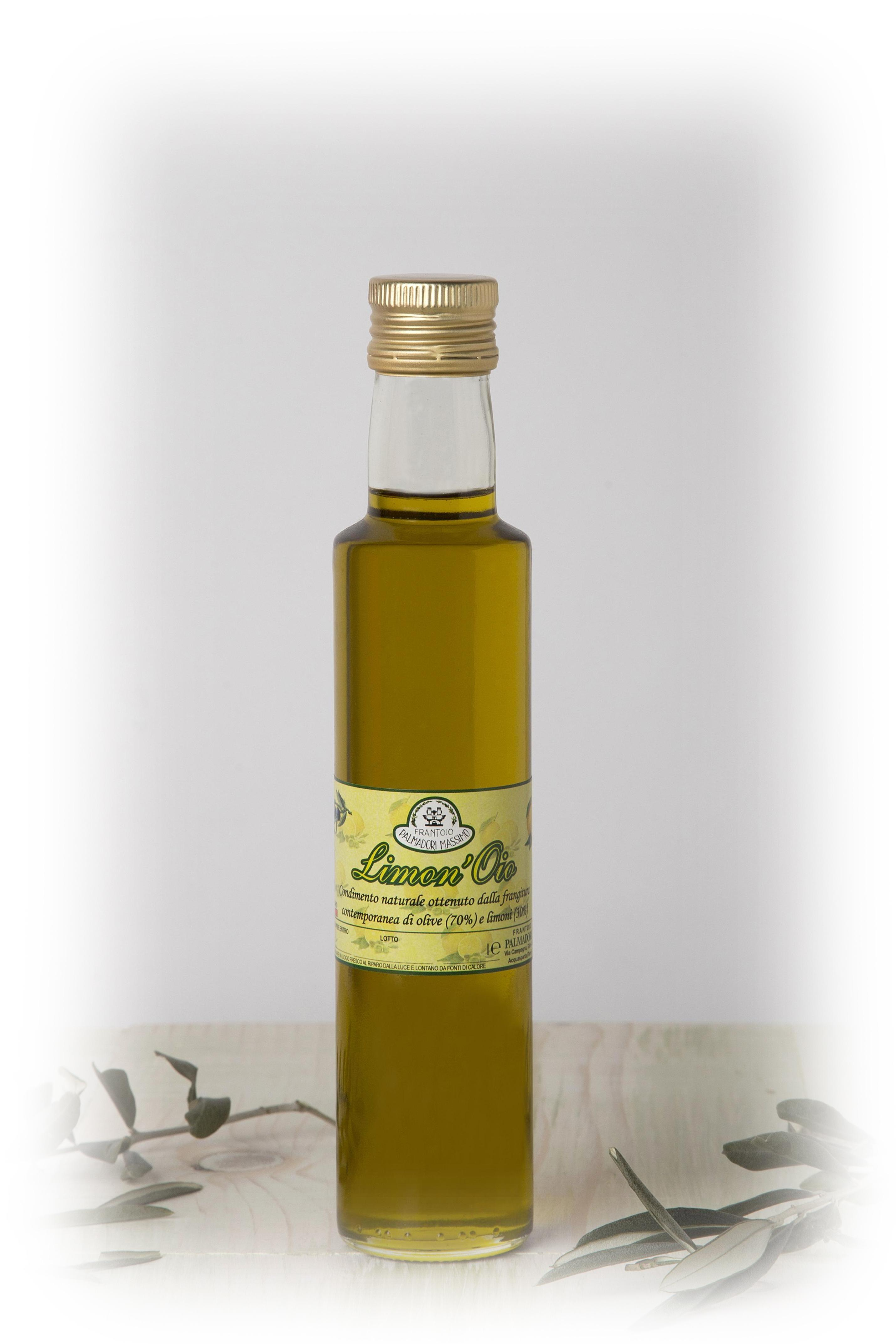 LEMON BOTTLE CHIARA 0,25 LT.