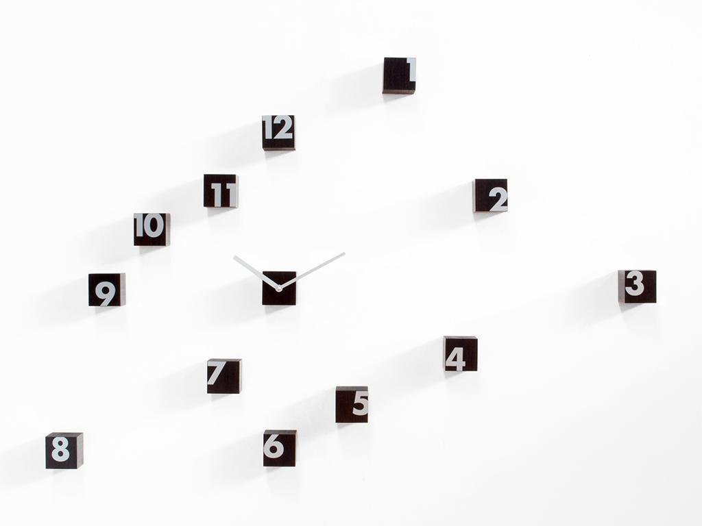 Orologio Rnd Time Wengè Progetti