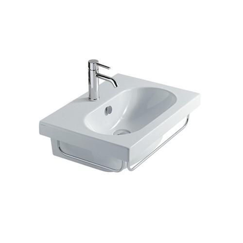 Lavabo sospeso per il bagno cm 60 x 42 Eden Galassia