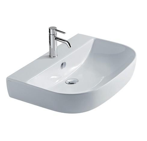 Lavabo sospeso per il bagno cm 50 M2 Galassia