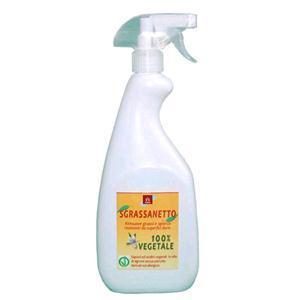 Detergente 100% Vegetale universale Sgrassanetto 1lt. DURGA