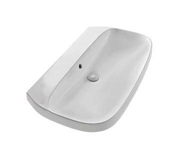 Lavabo per il bagno senza foro cm 100 serie Abito Hatria