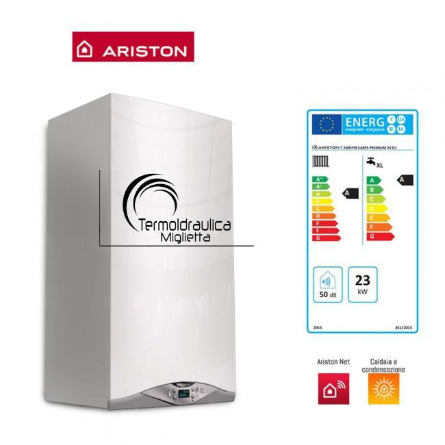 Caldaia ariston cares premium 24 a condensazione for Caldaia a condensazione ariston clas premium 24 kw
