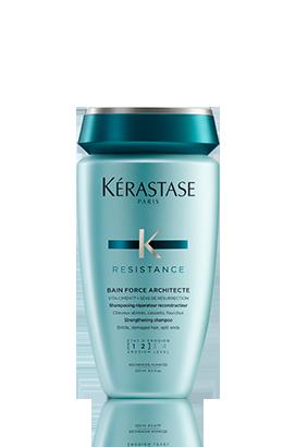 Shampoo KERASTASE -  De Force Architecte 250 ml