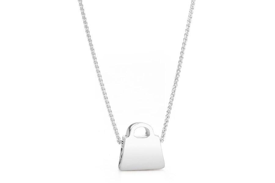 ROSATO-Collana da donna in argento