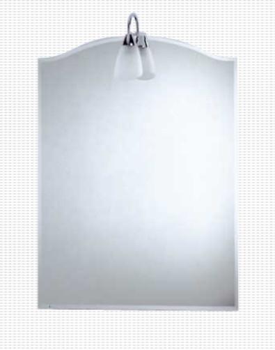 Specchio filo lucido per il bagno cm 60 x 80 Caos