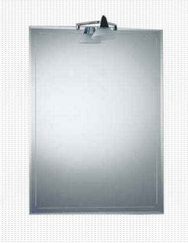 Specchio Bagno 60 X 60.Specchio Filo Lucido Per Il Bagno Cm 60 X 80 Caos