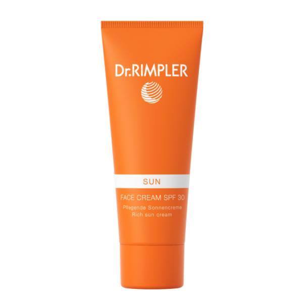 Dr Rimpler Sun Face Cream Spf30 75ml