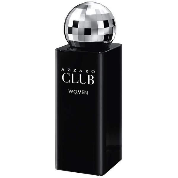 Azzaro Club Women Eau De Toilette Spray 75ml