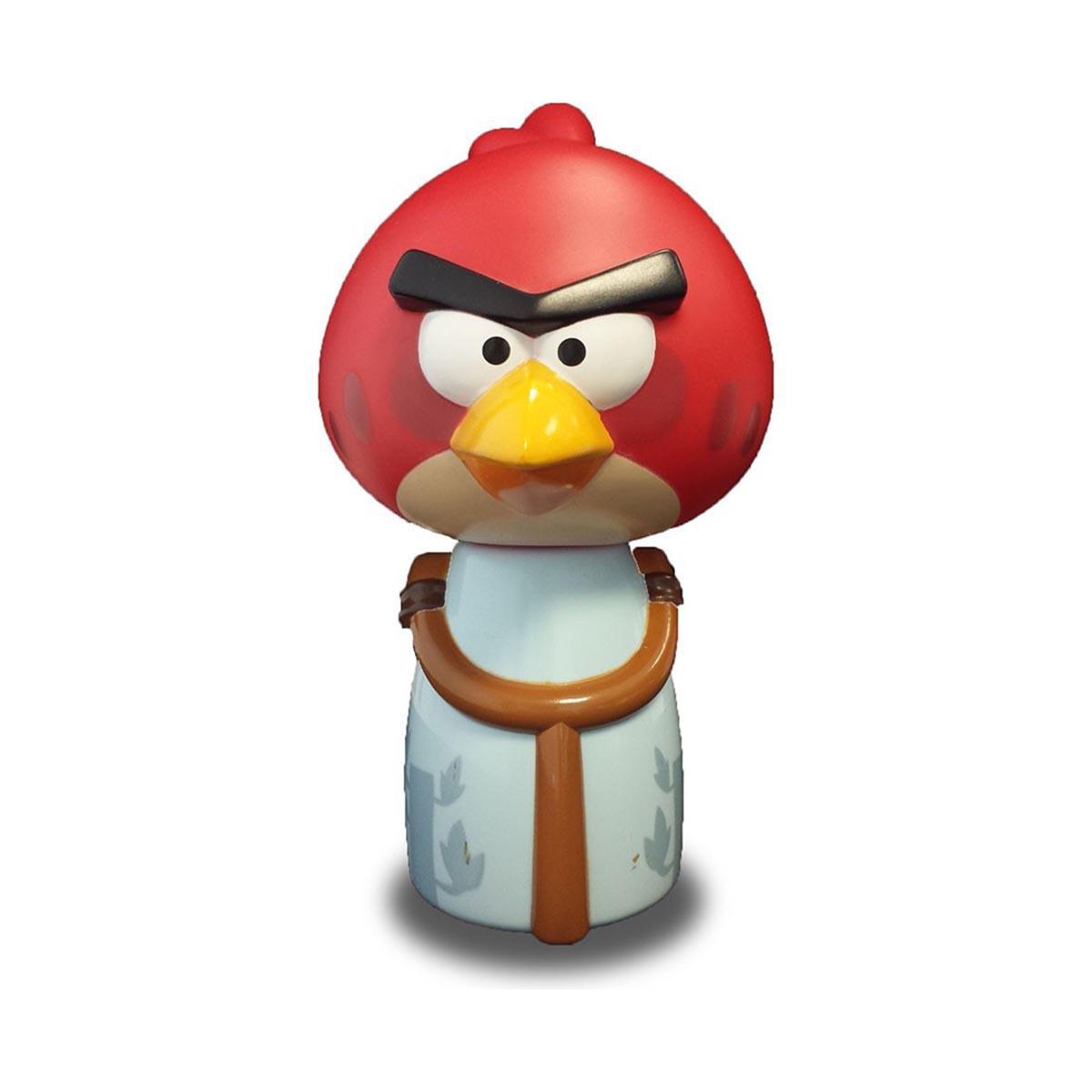 Angry Birds Red Figura 3D Gel Doccia E Shampoo 300ml